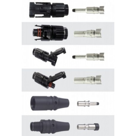 Connecteur type MC3 F 2 à 4mm²