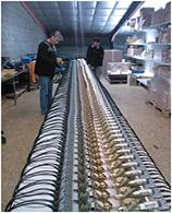 Câblage, filerie en Savoie (73) - A2P Connectique